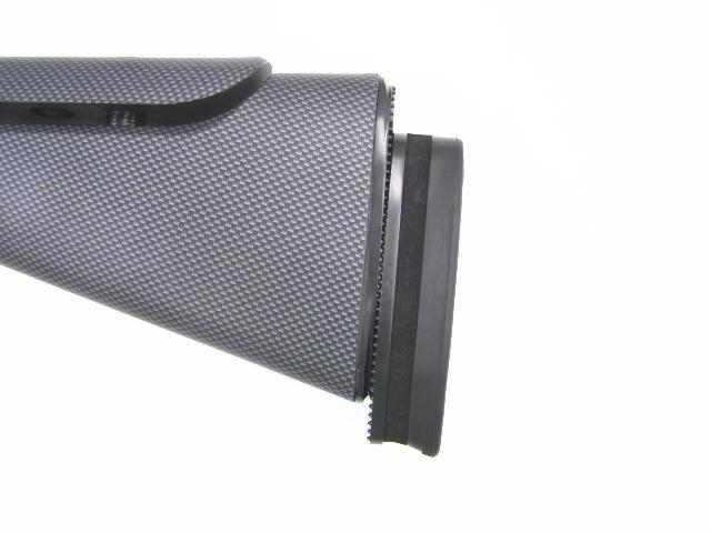 M870-12G用【アジャスタブルチークパッド、プラスモーガンレコイルパッド付】ストックセット
