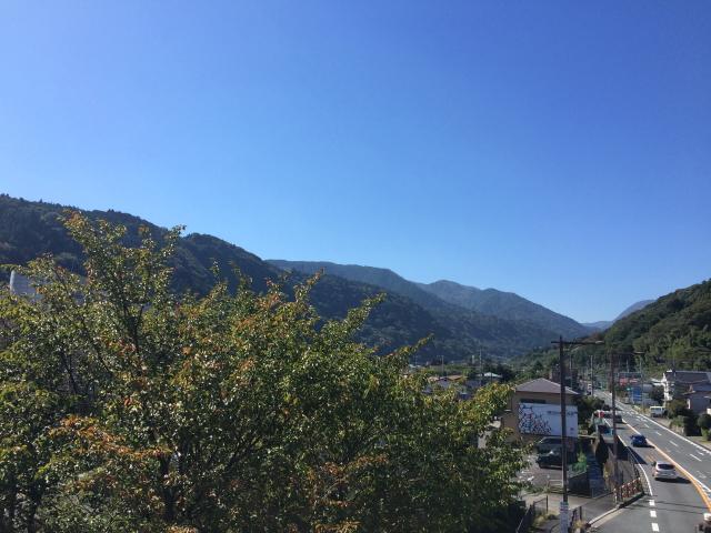 ぶらり旅「神奈川県・箱根町・湯本」2015年10月12日13日
