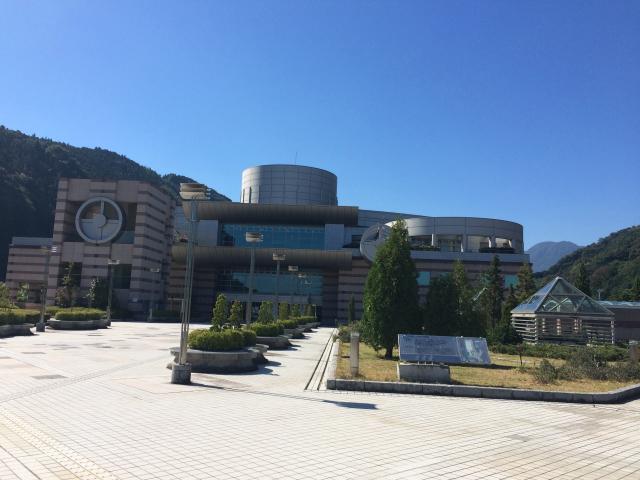 ぶらり旅「神奈川県・箱根町・湯本」2015年10月12日13日地球博物館