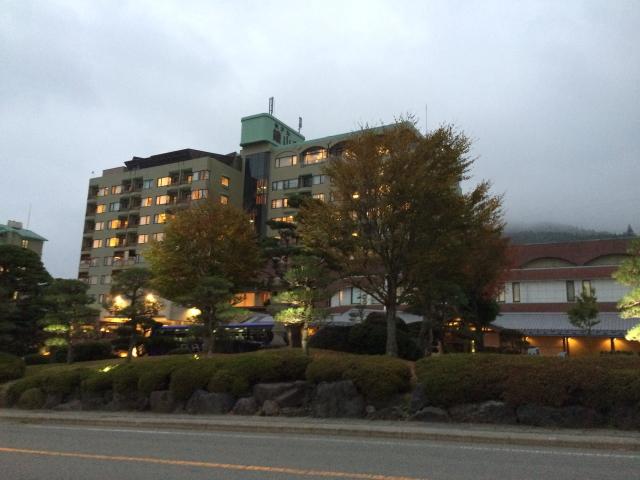 鐘山苑ホテル