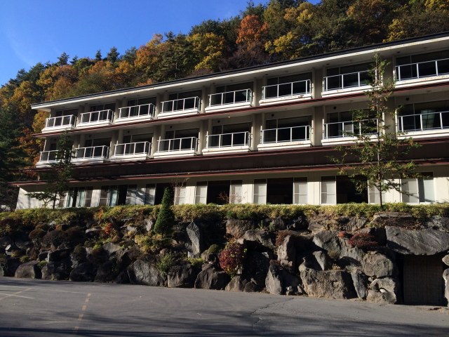 蓼科横谷温泉旅館