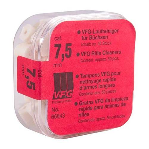 VFG フェルト ペレット 30-7.5mm/50pcs