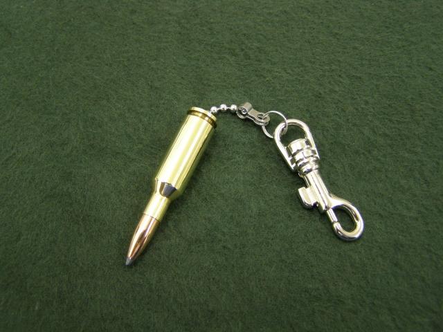 オリジナル【ライフルブレット キーリング】 6mmPPC