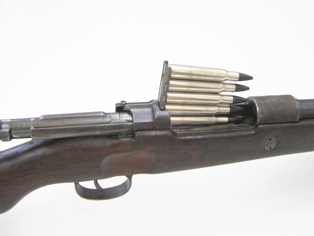 モーゼル98.ボルト式ライフル30-06SP・シーレンバレル付